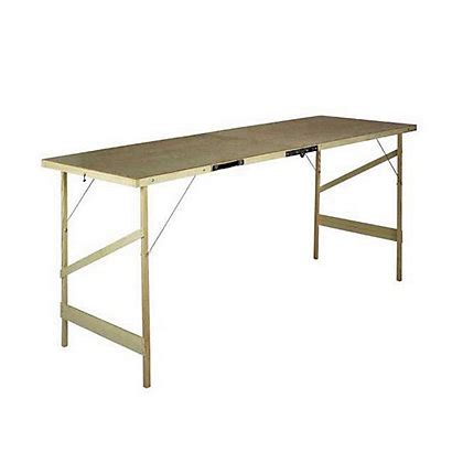 Homebase L Table by Hardboard Top Folding Pasting Table 1780 X 560 X 740mm