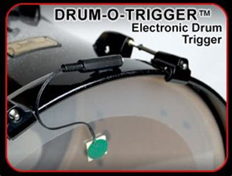 drum trigger tutorial drumometer model ii full kit click for more info