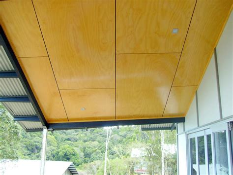 Outdoor Wood Ceiling Panels Exterior Plywood Johns Building Supplies