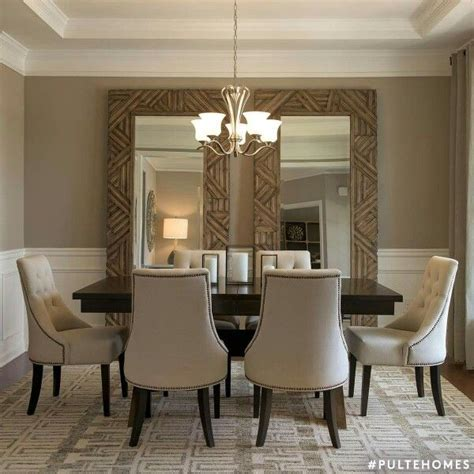 Dining Room Mirrors » Home Design 2017