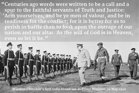 World War Two Quotes Winston Churchill