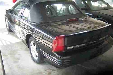 how does a cars engine work 1993 oldsmobile bravada on board diagnostic system purchase used 1993 oldsmobile cutlass supreme convertible 2 door 3 4l dohc engine in ellicott