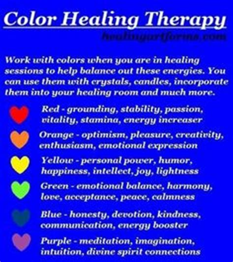 healing colors 1000 images about color therapy on aura