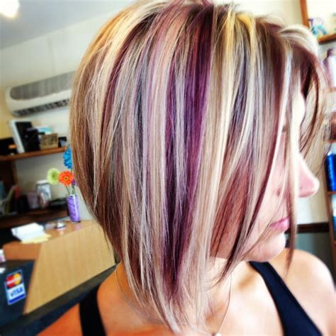 fun colors fun hair color for the fall be daring funhaircolors