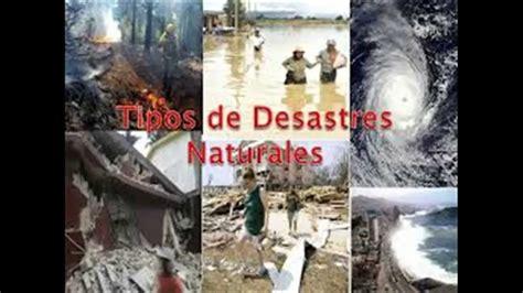 imagenes de otoño naturales presentaci 211 n desastres naturales youtube