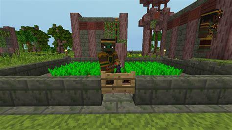 mod game farm village tauredain farmer the lord of the rings minecraft mod