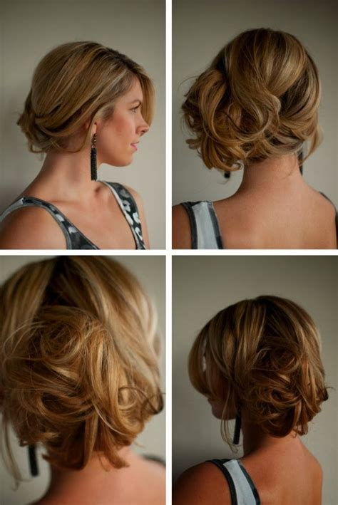 how to do easy 1920s hairstyles for mid hair with fringe id 233 es coiffures simples cheveux courts nouvel an
