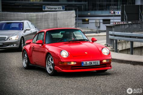 Porsche 993 Rs by Porsche 993 Rs 16 April 2016 Autogespot