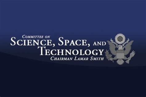 house science committee congressman lamar smith representing the 21st district of texas