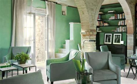 los verdes como combinarlos casa  color