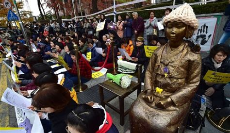 comfort women compensation comfort women issue continues to plague relations