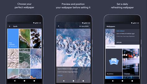 wallpaper apps google s new wallpapers app gives your phone that fresh