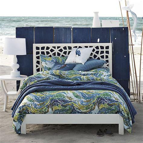 ocean themed bedding stunning summer bed and bath decor