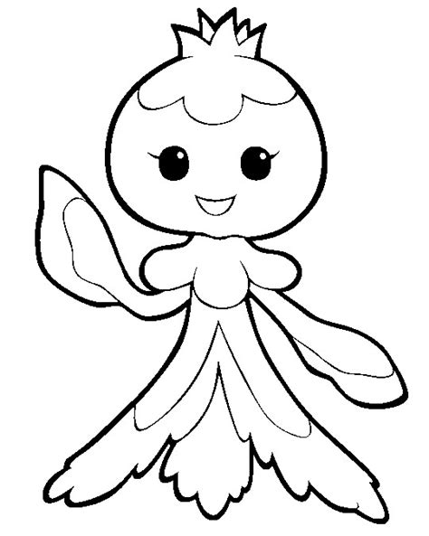 pokemon coloring pages frillish coloring page pokemon female form 592 frillish
