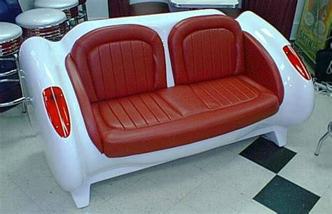 custom car seat sofa retro furniture seating room
