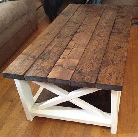 farmhouse x coffee table best 25 coffee table dimensions ideas on