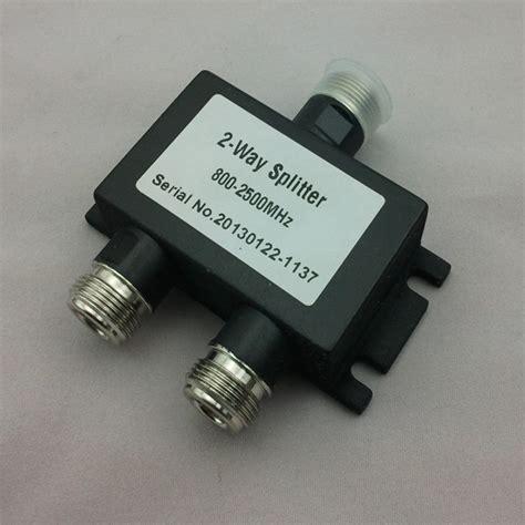 Splitter Repeater 4 Way By Ry045 rf wilkinson 2 way splitter power divider n type buy