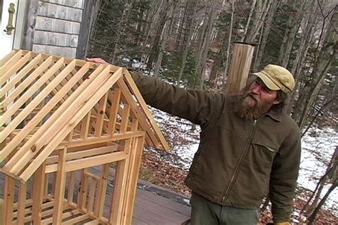 how to build a wood house how to build a small wood frame house