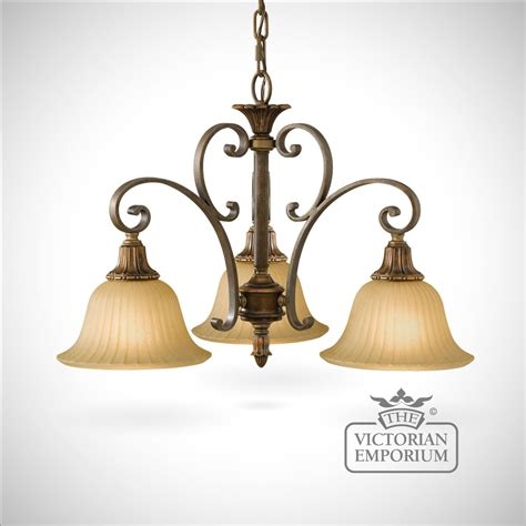 Gold Lantern Chandelier Gold And Bronze 3 Light Chandelier Ceiling Chandeliers