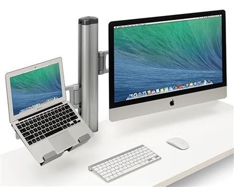 mobilepro desk mount combo products bretford