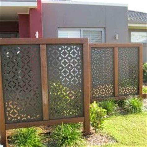 backyard screening ideas best 25 privacy screens ideas on garden