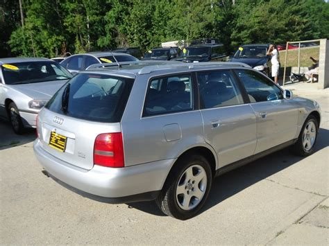 Audi A4 Avant 1998 by 1998 Audi A4 Avant Quattro 2 8 For Sale In Cincinnati Oh