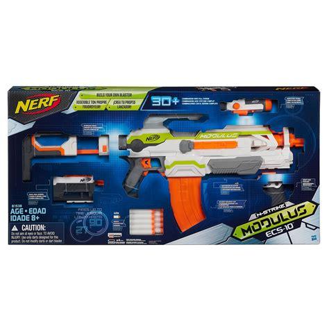 Nerf Ecs 10 Stock nerf n strike modulus ecs 10 blaster toys