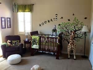 safari nursery decor baby nursery pictures 3 of 26 simple ba boy nursery