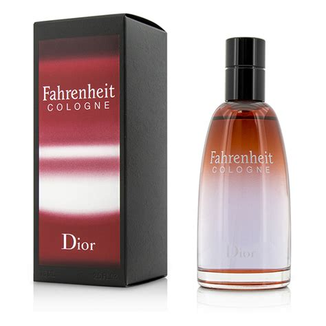 Eau De Cologne Spray 75ml 2 5oz christian fahrenheit cologne spray 75ml 2 5oz