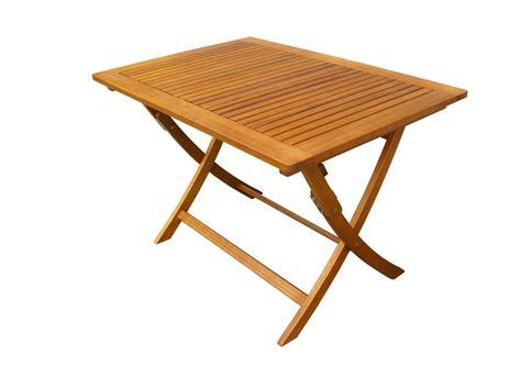 tavolo pieghevole esterno tavolo pieghevole esterno giardino in legno di acacia