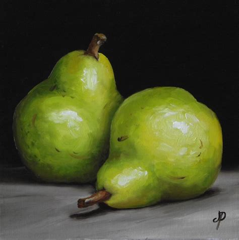 a pair of pears by meg page jane palmer fine art pair of pears