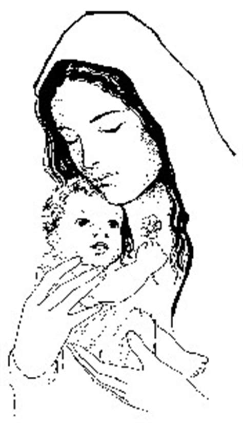 imagen virgen maria en blanco y negro virgen maria blanco y negro pictures to pin on pinterest