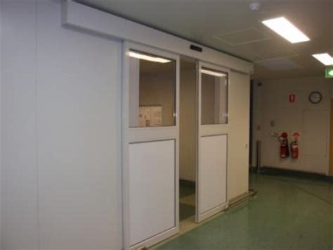 Commercial Sliding Doors by Shelta Access Systems Industrial Sliding Doors