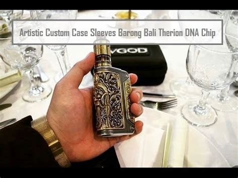 Garskin Mod Vape Therion Dna 75 133 166 Flag 02 preview therion dna 75 133 200 barong custom made