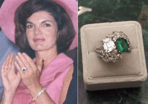 Jackie Onassis Engagement Ring   www.pixshark.com   Images Galleries With A Bite!