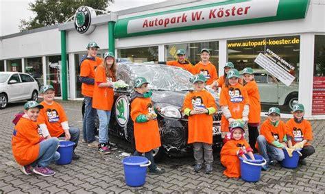 Kinder Auto Deutschland by škoda Auto Deutschland Unterst 252 Tzt Die Action Kidz