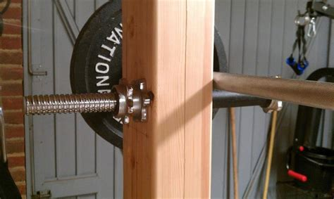 Wooden Power Rack Failure by Power Rack Photos