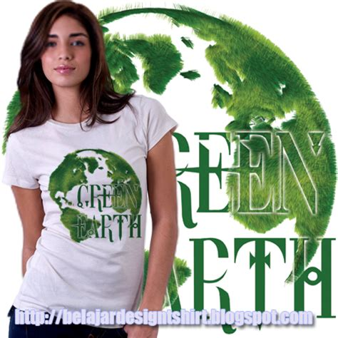 Kaos Tshirt Distro Cool Green koleksi psd desain kaos green earth t shirt design