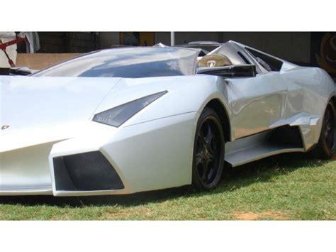 Buy A Cheap Lamborghini Lamborghini Reventon Replica Comes Cheap Buy It