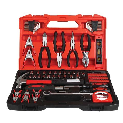 olympia sae and metric combination tool set 90 80