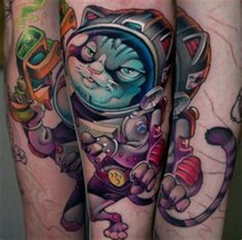 tattoo nightmares meow new school tattoo bird fan art disney misc art