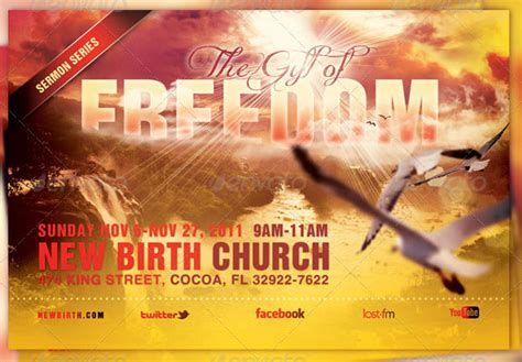 free church templates for flyers excellent church marketing templates graphicmule