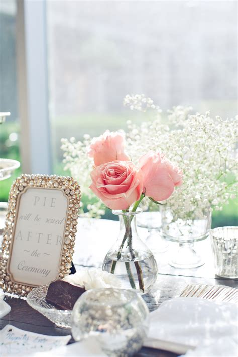 pink rose babys breath centerpiece babys pink roses and