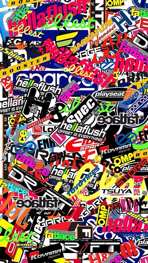sticky wallpaper wallpaper sticker bomb wallpaper pinterest