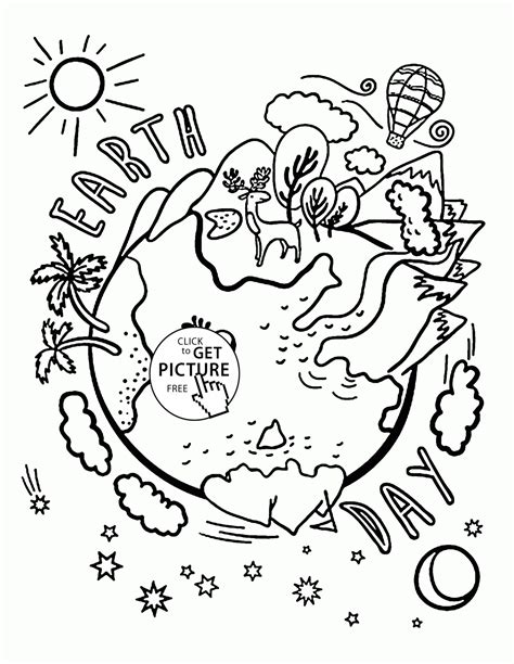 earth day coloring pages earth day mandala coloring pages free coloring for 2019