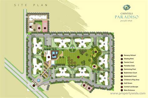 layout plan of palam vihar chintels paradiso sector 109 gurgaon residential
