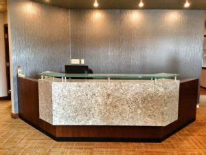 High End Reception Desks High End Reception Desk Creative Surfaces