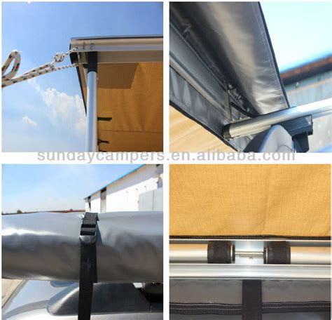 retractable 4wd awnings china 4wd retractable canvas cing awning ca01 china