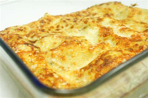 come cucinare lasagne lasagne ai carciofi al forno