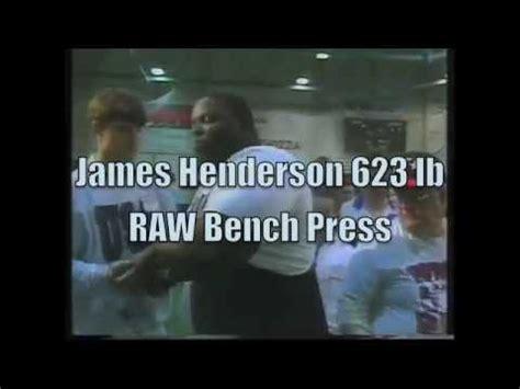 james henderson bench press 1977 powerlifting world chionships doovi